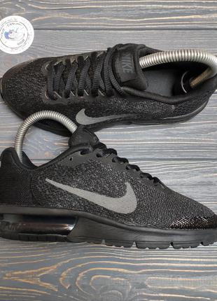 Кроссовки nike air max sequent оригинал!