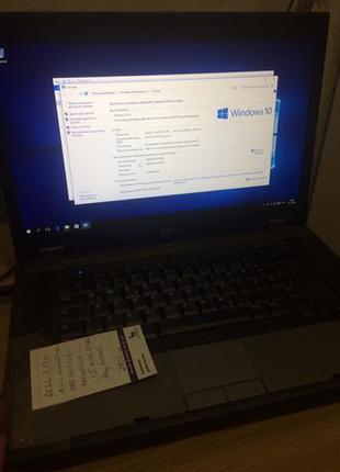 Ноутбук Dell i5 ddr3 6гіг 500hdd