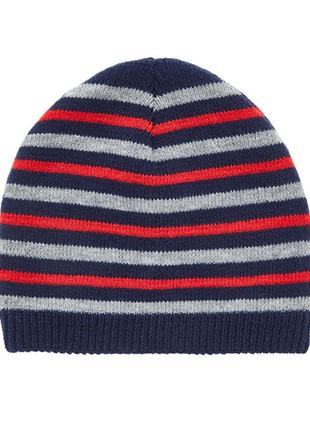 Детская шапка 3 6 9 12 месяцев демисезонная шапочка для малыше...