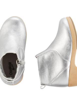 Ботинки eur 22 23 24 oshkosh carters ботиночки для девочки