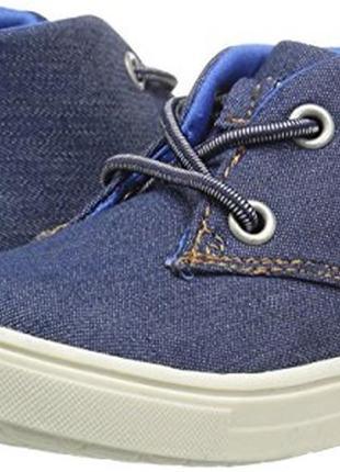 Детские кроссовки ботинки carters eur 30 us 12 стелька  18 см
