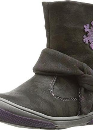 Ботинки детские eur 20 21 стелька 12, 5 13, 5 см сапожки для д...