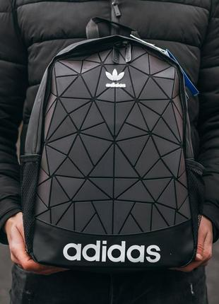 Adidas bags reflective  стильный рюкзак адидас 22л.