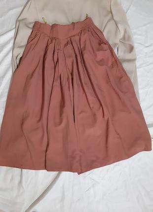 Юбка-брюки, кюлоты, брюки палаццо