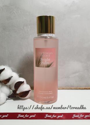 Спрей для тела victoria's secret - bright palm
