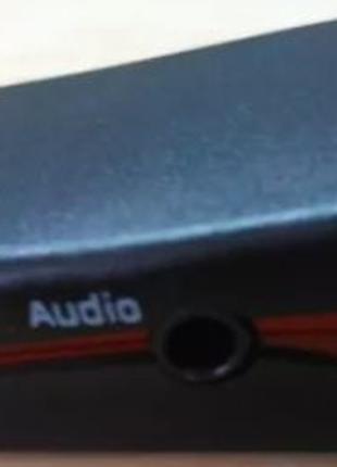 Переходник конвертер адаптер с HDMI to VGA с аудио выходом и п...