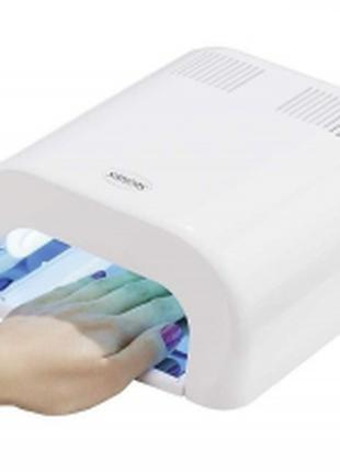 Уф LED лампа для сушки гель-лака, УФ-сушилка для ногтей ультрафио