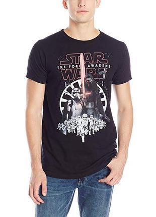 Мужская футболка размер l star wars звездные войны оригинал сша