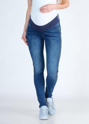 🌺🎀🌺стильные женские джинсы, штаны для беременных mamas & papas🔥🔥🔥