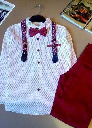 Нарядный костюм для мальчика, джентельмен