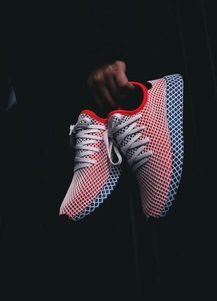 Кроссовки adidas originals deerupt runner - оригинал