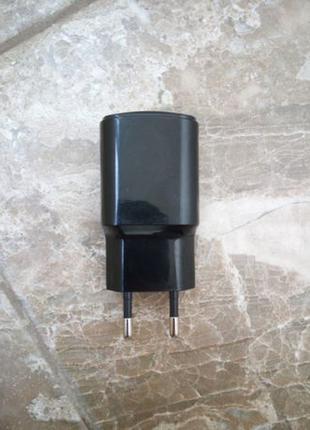Зарядное устройство + кабель разъем USB Type-C