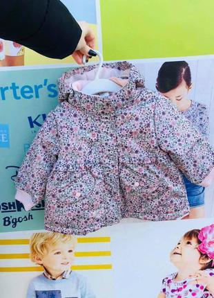 Стильная курточка, куртка для девочки h&m