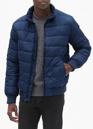 Мужская зимняя куртка размер m gap оригинал сша мужские куртки...