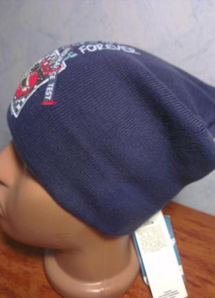 Детская весенняя шапка barbaras р.52-54 доставка бесплатно