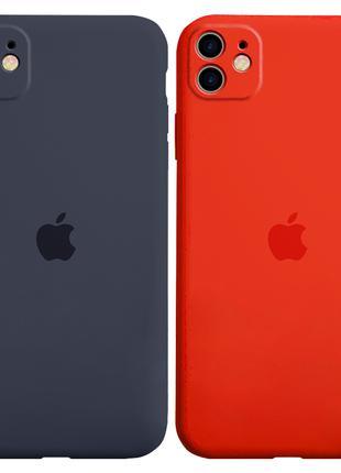"""Чехол силиконовый для Apple iPhone 11 (6.1"""")"""