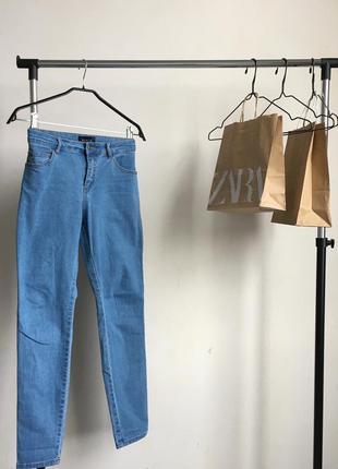 Стильные джинсы скинни skinny jeans mohito