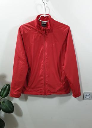 Куртка на лёгком утеплителе jack wolfskin