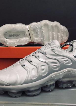 Качественные мужские кроссовки nike air vapormax plus 🔥