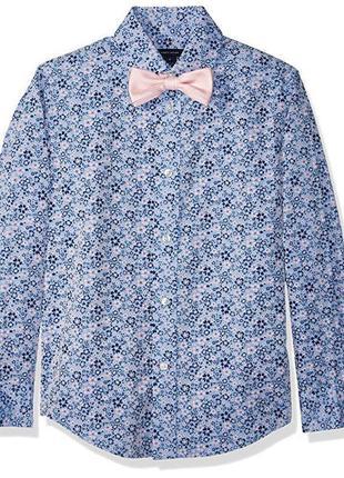 Рубашка eur 164 170 176 tommy hilfiger оригинал томми хилфигер