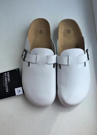 Медицинская обувь новые сандалии шлепанцы кожаные 44 р. медичн...