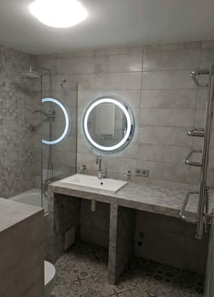 Квалифицированный ремонт ванной комнаты под ключ