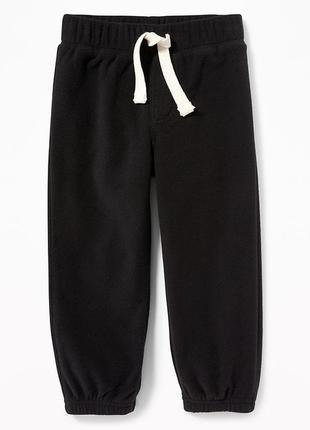 Детские флисовые спортивные штаны 2т old navy 1 2  года