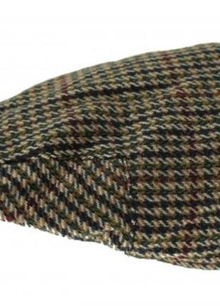 Кепка hawkins country collection wool flat cap