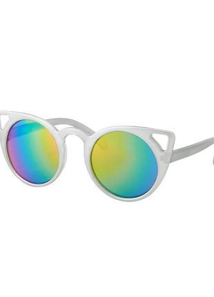 Очки солнцезащитные детские 4 года 5 6 7 8 9 лет от солнца для...