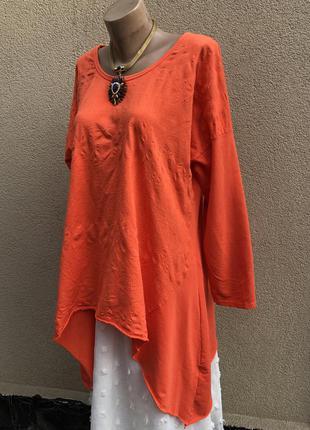 Ассиметрия туника,кофточка,блуза,лонгслив,свитшот,этно бохо стиль