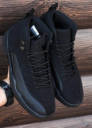 Крутые кроссовки nike air jordan 12