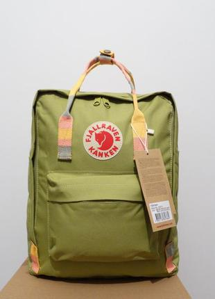 Крутой рюкзак fjallraven kanken