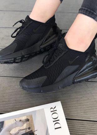Крутые кроссовки nike air max 270