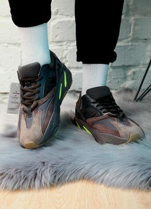 Крутые кроссовки💎 adidas yeezy boost 700 mauve wave runner💎