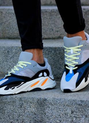 "Крутые кроссовки💎 adidas yeezy boost 700 ""wave runner""💎"