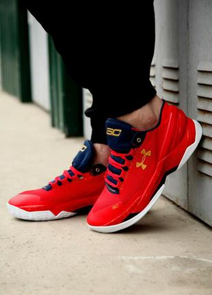 Крутые кроссовки 🔥under armour curry 2 low essential 🔥