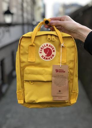 Крутой рюкзак ❤ fjallraven kanken mini❤
