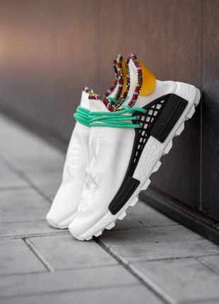 Крутые кроссовки 🔥adidas nmd human race 🔥