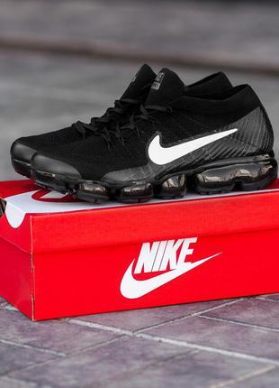 Крутые кроссовки 🔥nike air vapor max flyknit 🔥