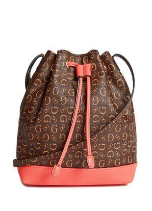 Брендовая сумка кроссбоди женская guess оригинал женские сумки...