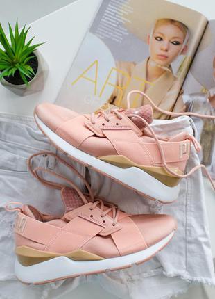 Крутые кроссовки 🔥puma muse 🔥