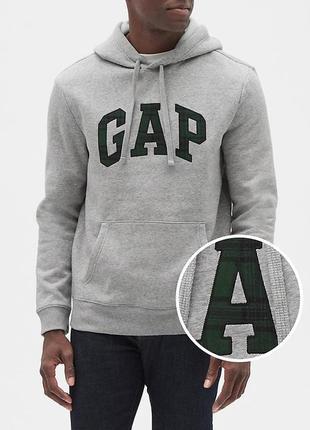 Мужская толстовка xs s  gap худи мужские бренд гэп оригинал сша