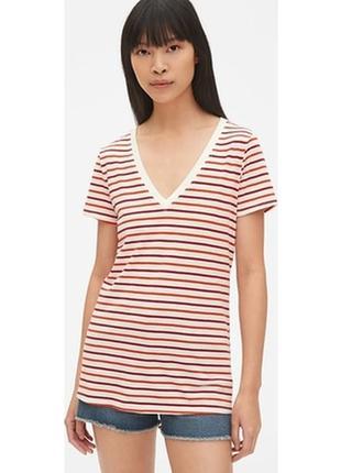 Футболка женская gap размер xs оригинал футболки женские гэп сша