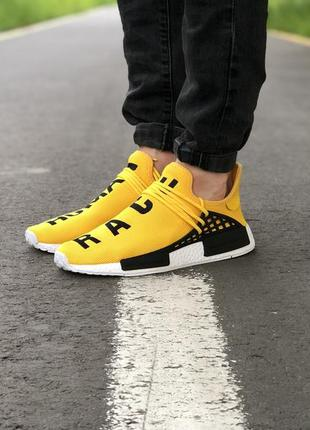Крутые кроссовки 🔥adidas nmd runner pharrell williams 🔥