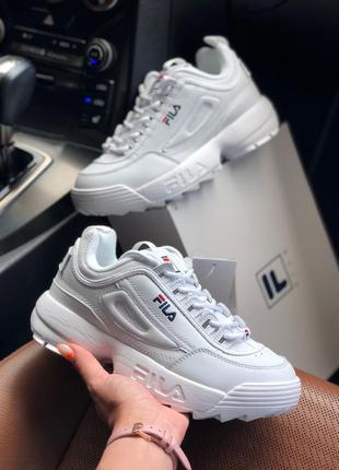 Стильные кроссовки ❤fila disruptor ❤