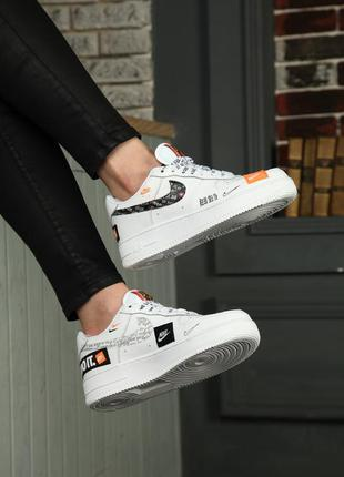 """Стильные кроссовки ❤nike air force """"just do it pack"""" ❤"""