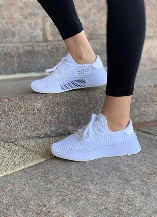 Стильные кроссовки ❤ adidas deerupt ❤