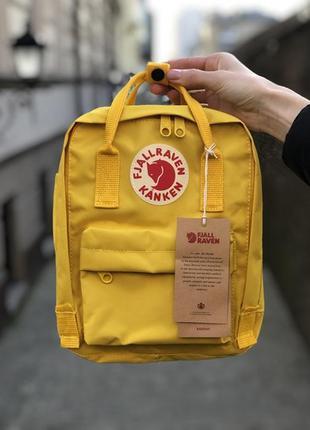Стильный рюкзак ❤ fjallraven kanken mini ❤