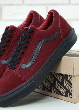 Стильные кеды 😍 vans old skool 😍