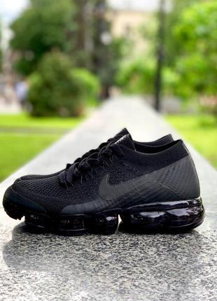 Стильные кроссовки ❤ nike vapormax black ❤